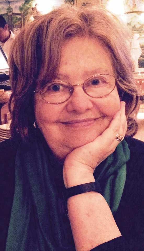 Mary S. Schaeffer Headshot